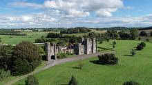 Knockdrin Castle and estate is located 3km from Crookedwood, Co Westmeath and is a 10-minute drive from Mullingar.