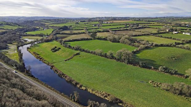 The holding includes fishing rights on the Bandon River