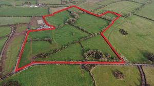 A 27ac parcel of land between Limerick and Limerick Junction is guided at €300,000.