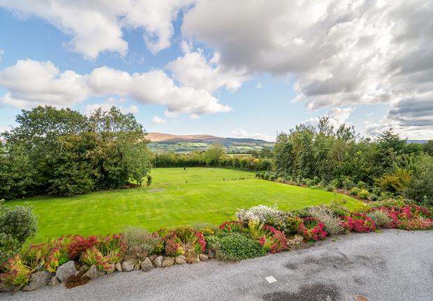 The house and stud farm are situated on what's described as the best of south Tipperary land