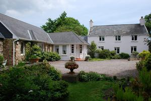 Summerfield Stud on 30ac at Cummeen, Carrigaline, Co Cork is on the market with a guide price of €1million
