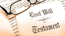 A lack of a will can mean the wishes of the deceased person are not honoured