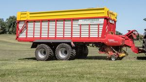 Stokes Brothers run four Pottinger wagons in their fleet.