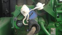 Adequate hose length is necessary to distribute movement on flexing applications and to avoid abrasions, such as on a front end mower.