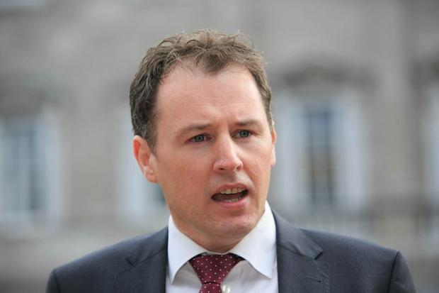 Agriculture Minister Charlie McConalogue. Photo: Gareth Chaney Collins