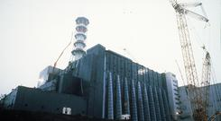 Some areas are still experiencing the fallout from a disaster at Chernobyl power plant in Ukraine, scientists say. (PA)