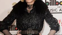 LAS VEGAS, NV - MAY 19:  Madonna poses in the press room during the 2013 Billboard Music Awards at the MGM Grand Garden Arena on May 19, 2013 in Las Vegas, Nevada.