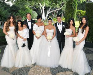 The Kardashians are the ultimate reality tv family, there's no doubt  about it. Their earning power is multiplied by the sheer size of their  family (which doesn't even include Bruce's children before Kris). Kim,  Khloe, Kourtney, Rob, Kylie and Kendall round them out.