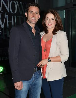 Sile Seoige and RTE floor manager Kim Burrows were together for two years before parting ways last year.