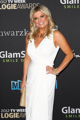 The Australian actress Emily Symons first made her name playing ditzy Marilyn Chambers on 'Home  Away' before moving to Brtiain and joinng 'Emmerdale' for seven years.