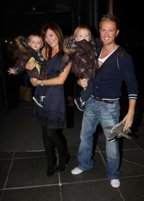 R is for Rocco Byrne: Georgina Ahern and Nicky Byrne named their now six year oldtwins Rocco and Jay.The coupleare expecting their third child later this year.
