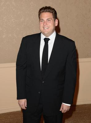 BEVERLY HILLS, CA - AUGUST 13:  Actor Jonah Hill attends Hollywood Foreign Press Association's 2013 Installation Luncheon at The Beverly Hilton Hotel on August 13, 2013 in Beverly Hills, California.