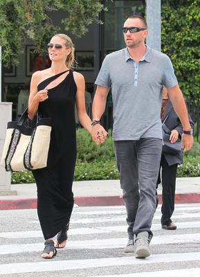 Heidi Klum split with her bodyguard boyfriend Martin Krist due to poor timing.