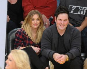After just three years of marriage, Hilary Duff and Mike Comrie have decided to split - they have one son together Luca Cruz (2)