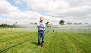 P.J. Dore has managed the Ploughing water supply for the past ten years.
