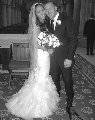 Myleene Klass and Graham Quinn - no one saw this coming, after just six months of marriage the couple who were together 11 years have parted. The TV presenter later revealed she was heartbroken after the split.