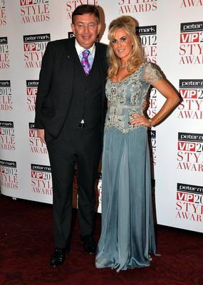 The glamorous pair attended the VIP Style Awards 2012 in The Shelbourne Hotel, Dublin, earlier this year.