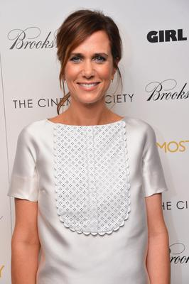 Actress Kristen Wiig attends the screening of Lionsgate and Roadside Attractions' 'Girl Most Likely' hosted by The Cinema Society  Brooks Brothers at Landmark's Sunshine Cinema on July 15, 2013 in New York City.