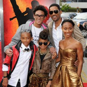 Will Smith has one son Trey from a previous relationship, as well as his son Jaden and daughter Willow with Jada Pinkett-Smith.