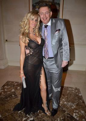 Lisa Murphy and  Gerald Kean at the 2011 VIP Style Awards