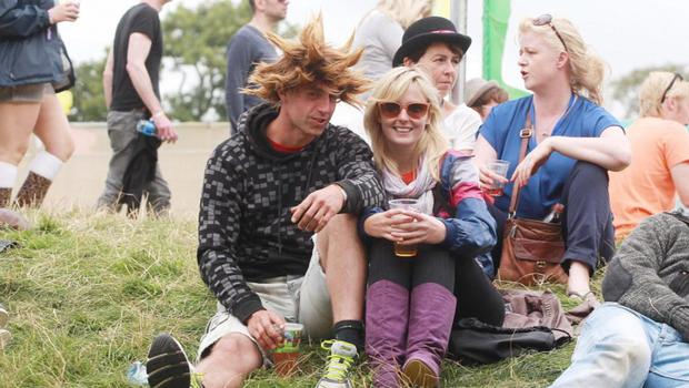 Festival fans pictured enjoying this years Electric Picnic music and arts festival witch takes place in Stradbally, Co Laois this weekend Pic STEPHEN COLLINS/Collins Photos