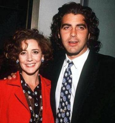 The one woman to tame Clooney - George was married to actress Talia Balsam from 1989-1993. He said that he has no desire to marry again.