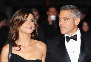 George dated Italian model Elisabetta Canalis from 2009-2011.
