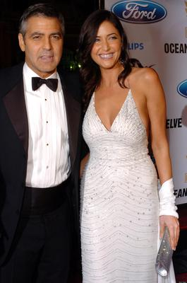In his longest relationship to date, Clooney was seeing English model and tv presenter Lisa Snowdon on and off for five years since 2000.