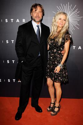 The Gladiator star and his wife of nine years called it quits at the end of 2012. The couple have two sons, aged six and eight.