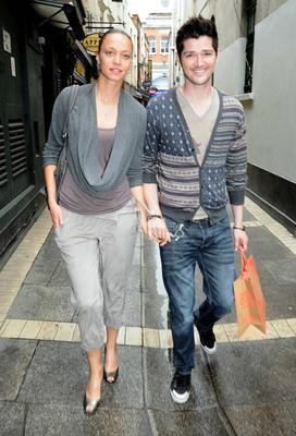 Are they or aren't they? Or are they one of those elusive couples who managed to stay friends after a split? The Script's Danny O'Donoghue and model Irma Mali ended their three year romance last year, but are still often spotted together.