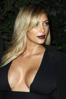 She hit headlines for her very revealing neckline during Paris Fashion Week