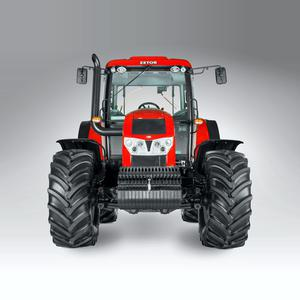 The new  Zetor Forterra will be on display at the Ploughing Championships