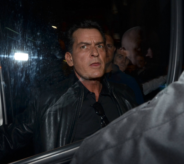 Charlie Sheen, his pornstar girlfriendand Slash partied in Dublin in April, much to the delighted of the paparazzi following their moves.