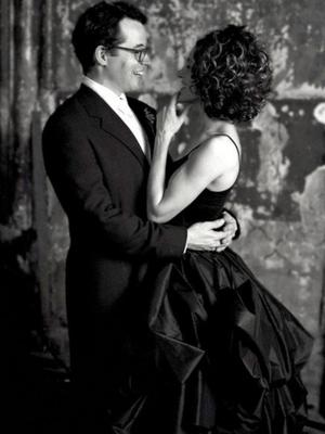 Sarah Jessica Parker is a style icon for a reason - she wore black to her wedding to Matthew Broderick in 1997