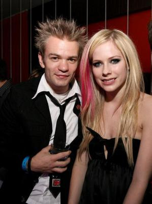 Singers Avril Lavigne and Deryck Whibley married when they were 19, and 21, respectively. They divorced little over three years later.