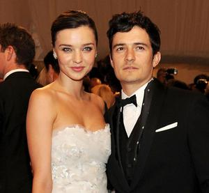 Supermodel Miranda Kerr and actor Orlando Bloom have confirmed they have ended their marriage. They have a son, Flynn, together.