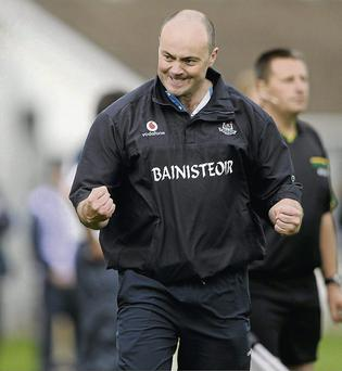 Dublin manager Anthony Daly will be in attendance