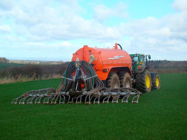 Abbey Machinery's new tanker range offers greater flexibility with large flotation tyres