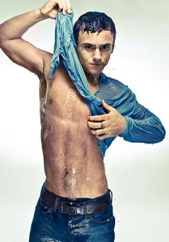 The Olympic swimmer topped the poll with readers of Heat magazine, who clearly love his perma-tan and tight trunks.