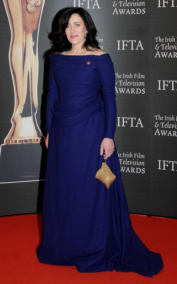 Actress and singer Maria Doyle Kennedy
