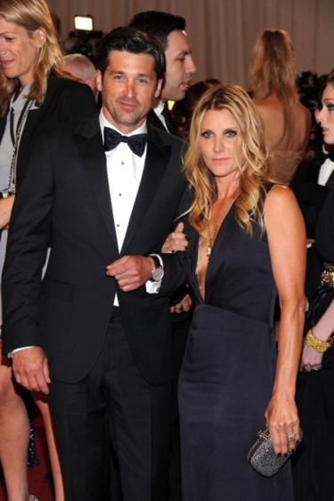 Greys Anatomy Actor Patrick Dempsey To Divorce For Second Time
