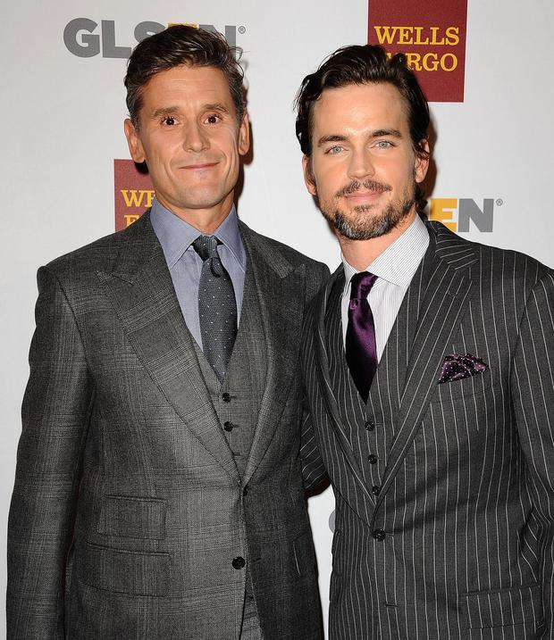 The actor and his partner are proud parents to three sons, Kit, Walker and Henry, all of whom were born to via surrogacy.