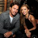 The Hills star Audrina Patridge and Corey Bohan.