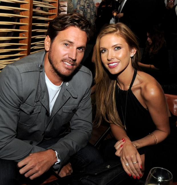 The Hills star Audrina Patridge and Corey Bohan