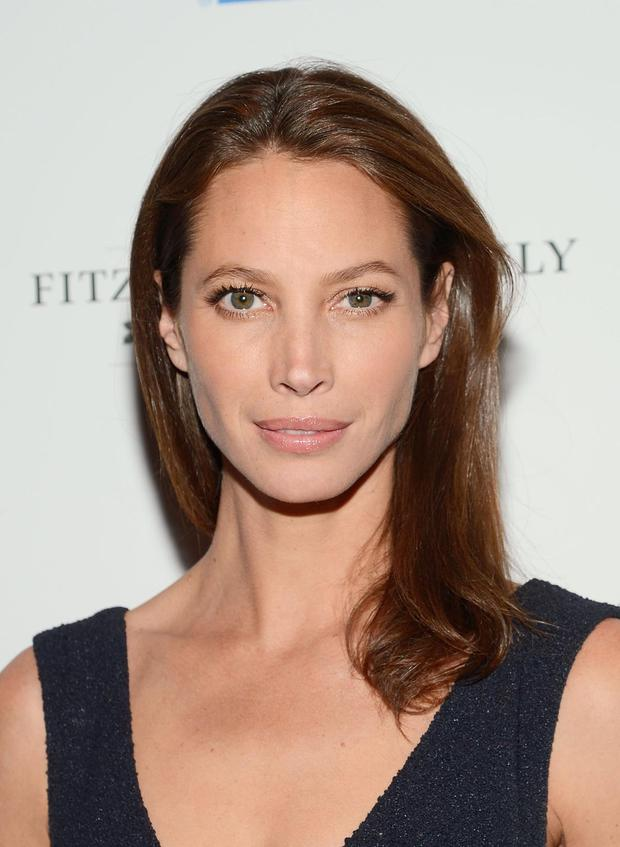 Christy Turlington is now 46-years-old, married to actor Ed Burns and the mum of two. She is attached to numerous charities but still finds time to front campaigns for the likes of Esprit.
