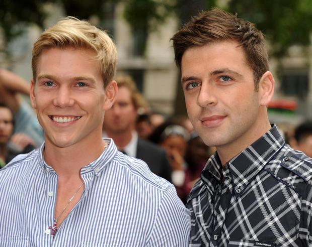 Westlife star Mark Feehily dramatically split up with his partner of seven years, Kevin McDaid. The pair were engaged but early last year, Mark announced the couple had parted ways.