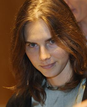ITALY'S highest court this morning overturned American student Amanda Knox's acquittal for the murder of her roommate, ordering a re-trial. She was convicted in 2009 of killing British roommate Meredith Kercher in Perugia, Italy in 2007, and served nearly four years in jail after being sentenced, but was released on appeal in 2011.
