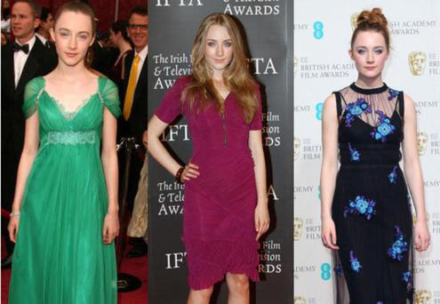 Saoirse's style moments