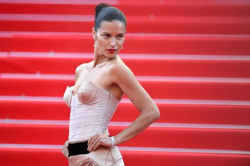 Okay, lets face it - Adriana Lima has never been an ugly duckling. But the VS supermodel looks better than ever since she split with husband of five years Marko Jaric.