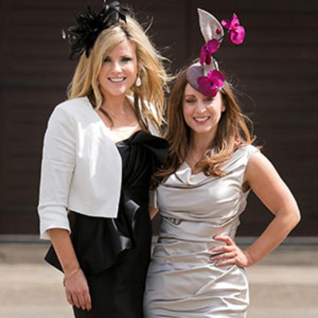 Scroll through our gallery of the Punchestown festival so far.